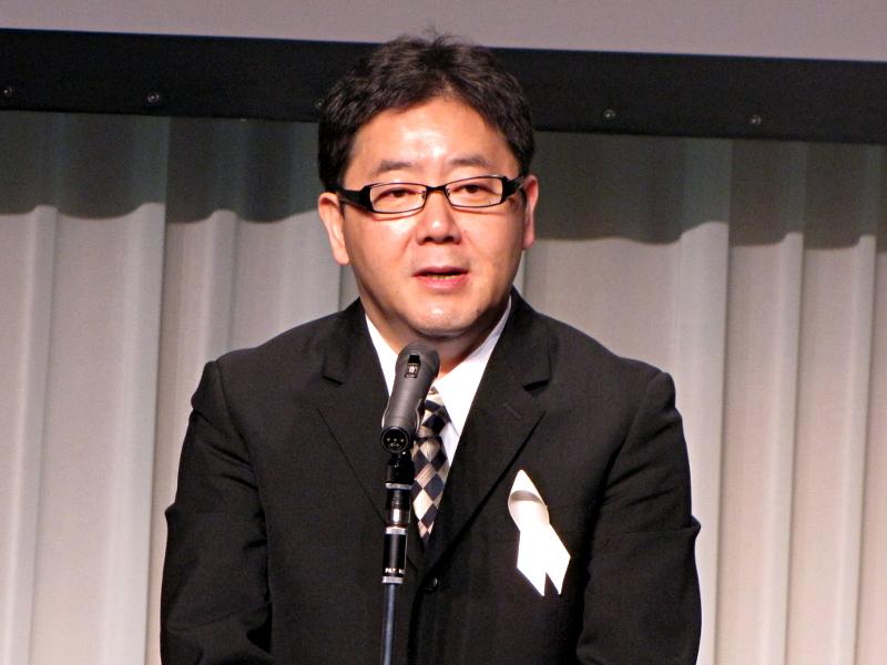 AKB48プロデューサーの秋元康氏