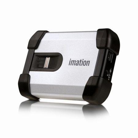 パスワード/指紋認証対応の外付けハードディスク「H200+BIO」