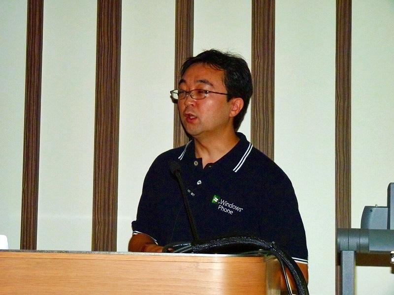 日本マイクロソフト コミュニケーションズパートナー統括本部エグゼクティブプロダクトマネージャ 石川大路 氏