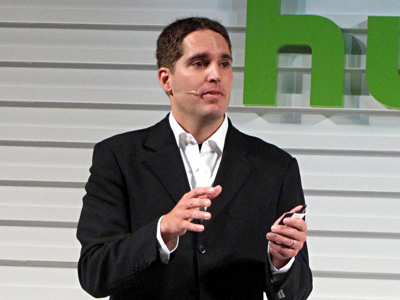 HuluのCEOを務めるジェイソン・カイラー氏