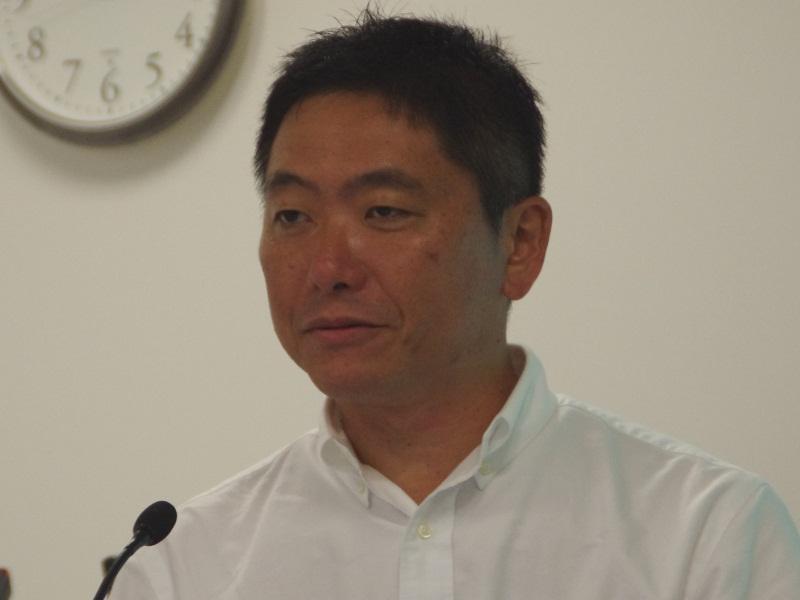 ヨドバシカメラの藤沢和則氏