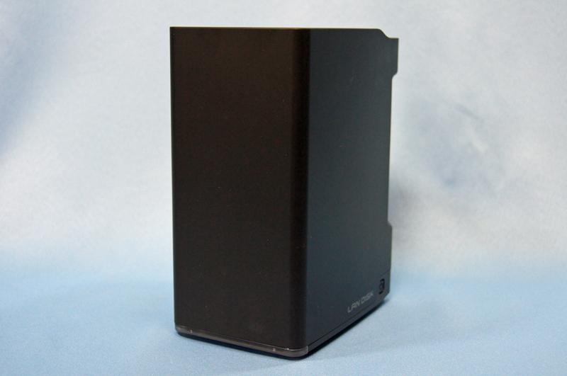 アイ・オー・データ機器の「HDL2-Aシリーズ」。豊富な機能を搭載した全部入りNAS