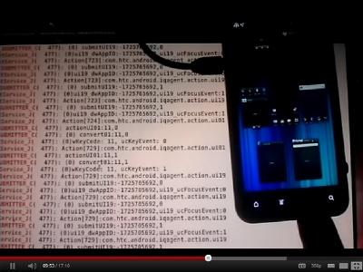 セキュリティ研究者のTrevor Eckhart氏が、Carrier IQのソフトが動作する様子の動画をYouTubeで公開したことで、この問題が注目されることになった