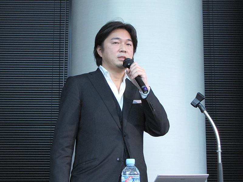 ソニー株式会社の野村秀樹氏