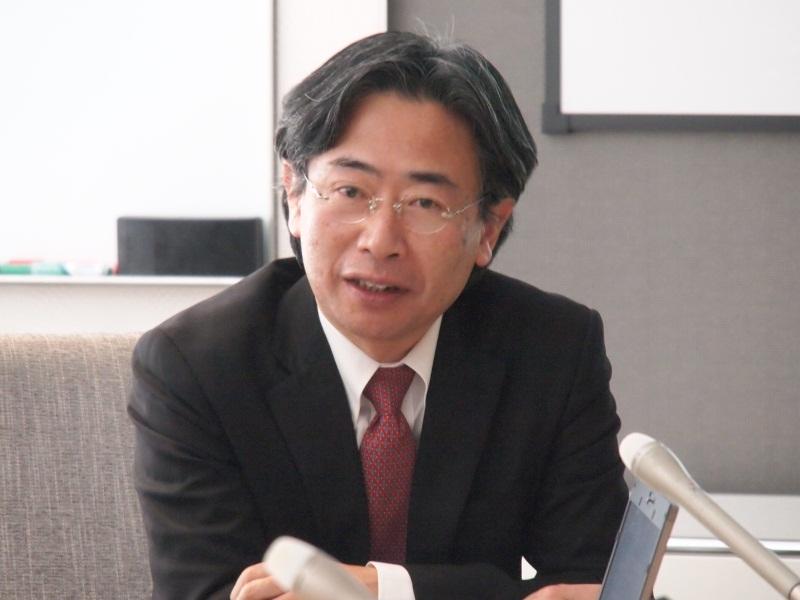 東大先端研の中邑賢龍教授