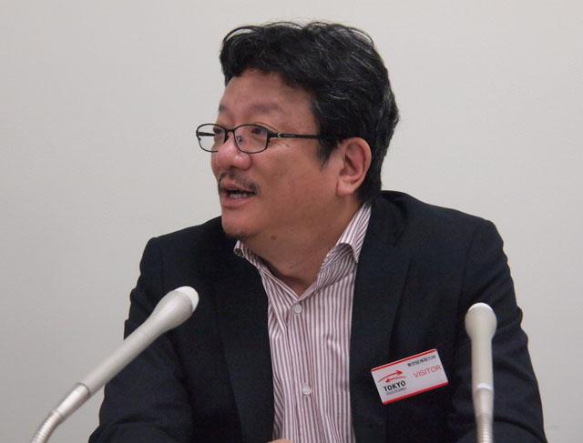 日本での創業時からヤフーを率いてきた井上雅博氏。井上氏に点数を付けるならと聞かれ、孫氏は「点数を付けるなら98点。経営には100点はないが、ほぼ最大の成果を得た」と最大の評価をした