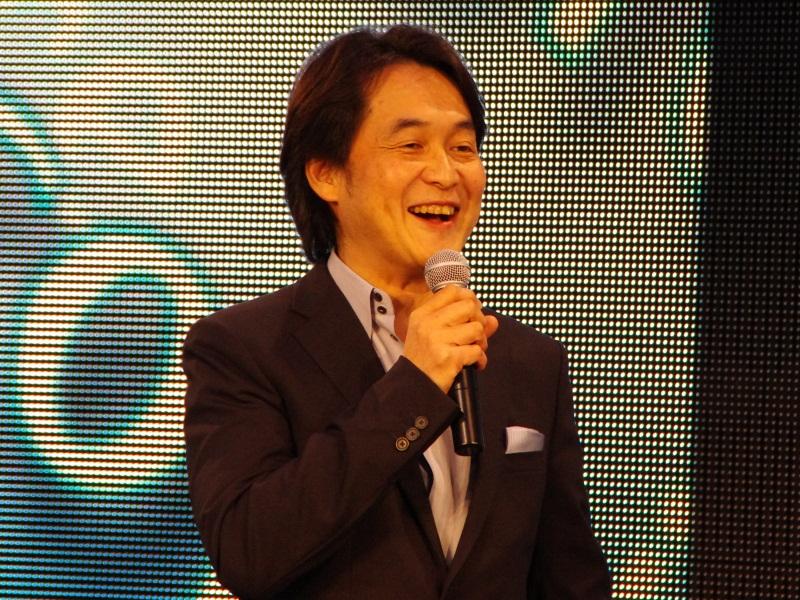 ドワンゴ取締役の夏野剛氏