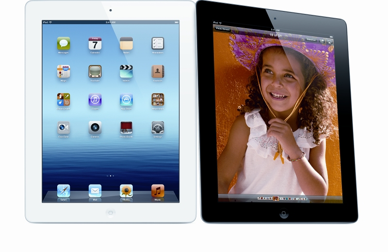 新しいiPad(The new iPad)