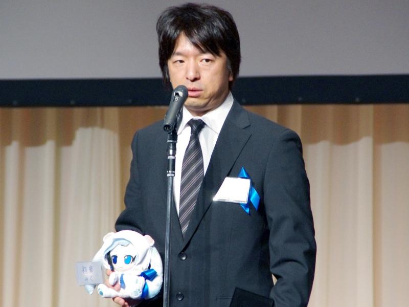 クリプトン・フューチャー・メディアの伊藤博之氏