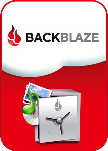 「Backblaze」1年版は容量無制限で3990円。ソースネクストeSHOPのみの限定販売となる