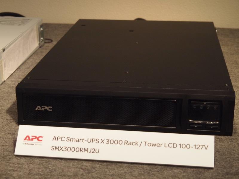 Smart-UPS X 3000 Rack/Tower LCD