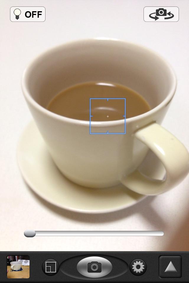 アプリ連携OneCam(連写、静音、ジオタグ)