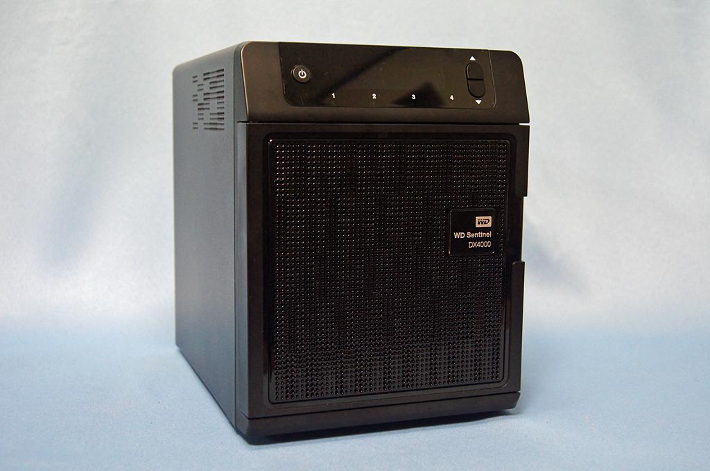 Western Digitalの中小規模企業向けストレージサーバー「WD Sentinel DX4000」