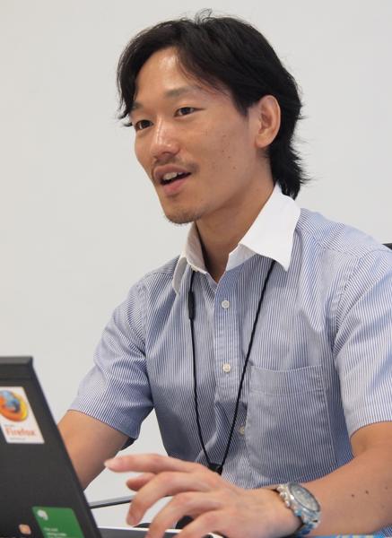 株式会社ジャストシステム コンシューマ事業部 企画部 國府田 大(こうだ だい)氏