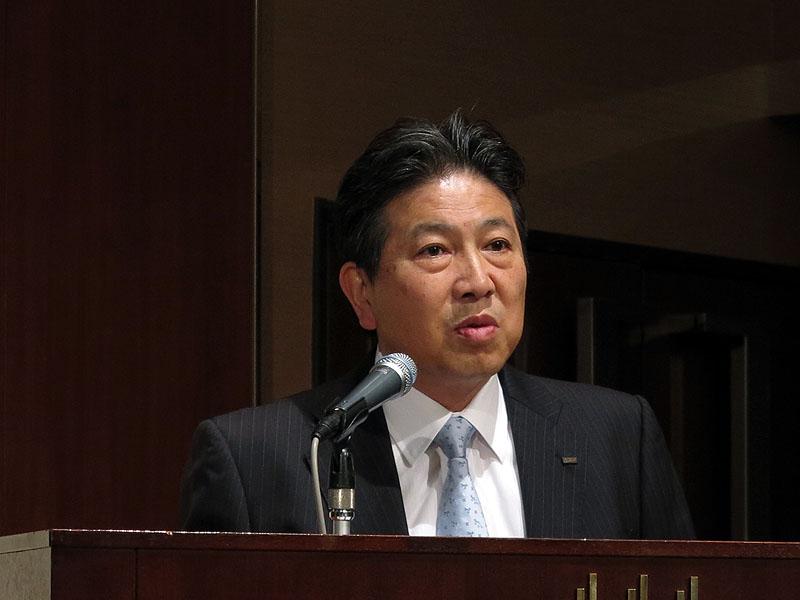KDDIの石川氏