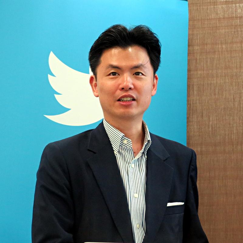 Twitter Japan代表の近藤正晃ジェームス氏