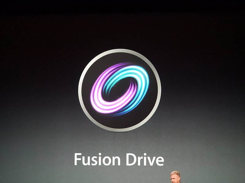 Fusion Driveのロゴマーク