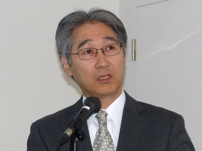 アドバンスト・メディア取締役事業本部長の堤満氏