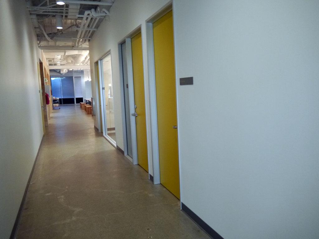 1階の各部屋は、Aで始まるゲームタイトルが部屋名になっている