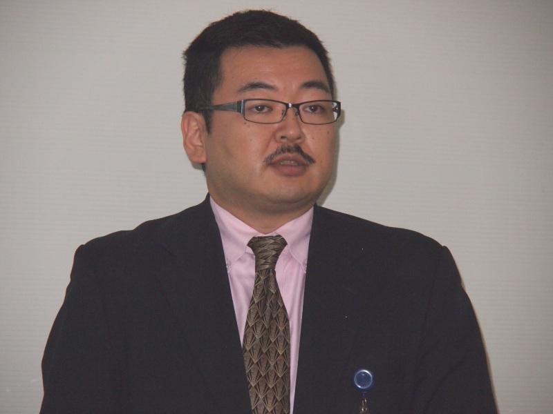 NECの増田彰太氏