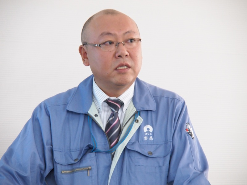 OCCの斉藤久富氏