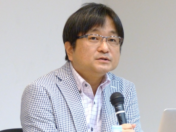 独立行政法人産業技術総合研究所情報セキュリティセンターの高木浩光氏