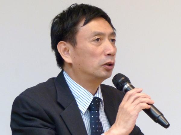 日本マイクロソフト株式会社の高橋正和氏