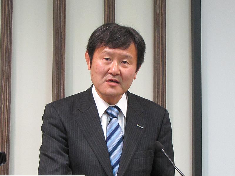 日本マイクロソフト株式会社の加治佐俊一氏