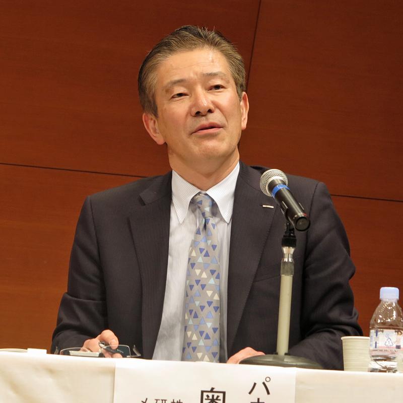 電通総研研究主席兼メディアイノベーション研究部長の奥律哉氏