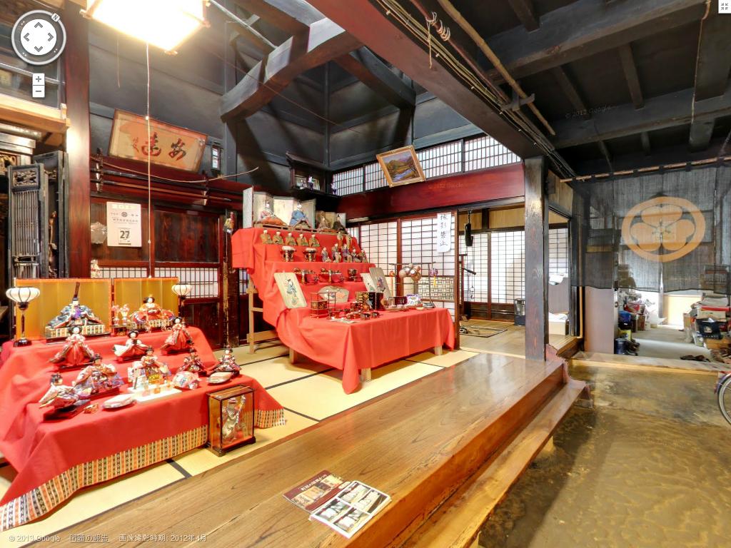 吉川酒舗の展示
