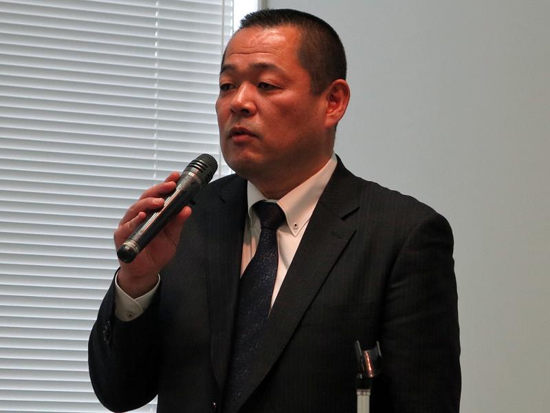 警察庁生活安全局の吉田光広氏