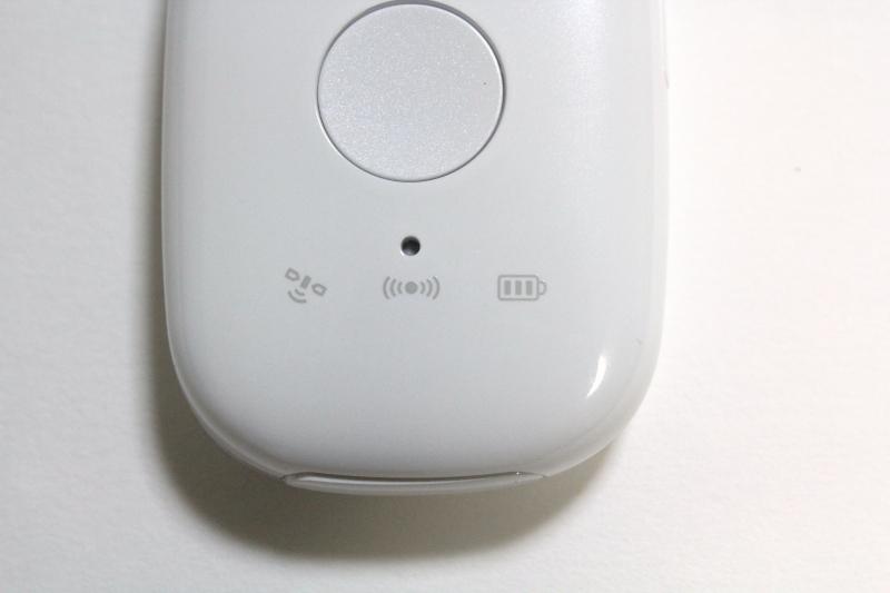 操作ボタンとインジケーター