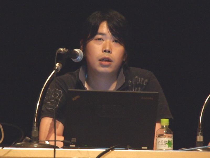 東京大学の藤枝俊輔氏