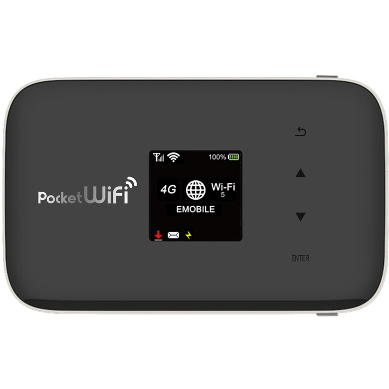 「Pocket WiFi GL09P」