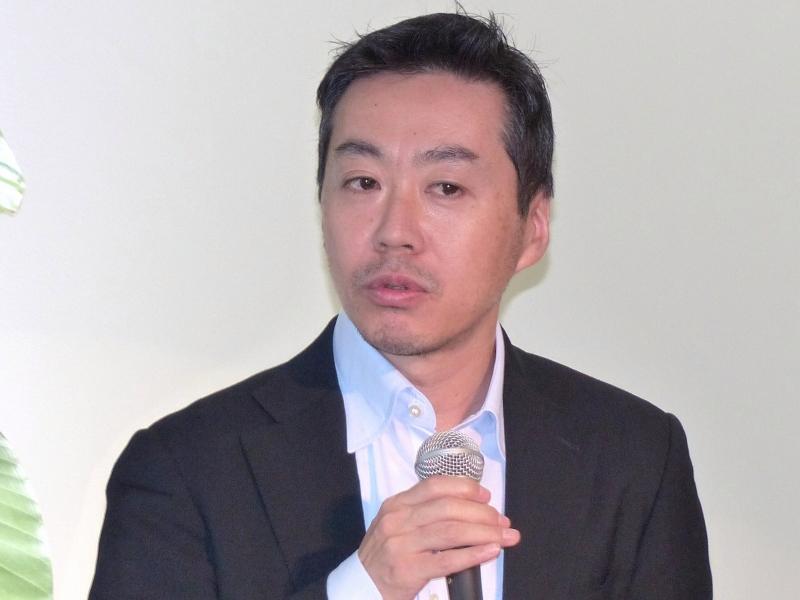 楽天株式会社の舟木徹氏(イーブックジャパン事業長)