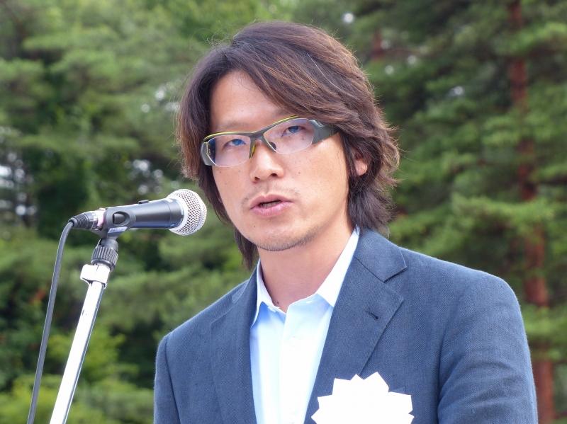 グーグル株式会社パートナーシップ統括部長の村井説人氏