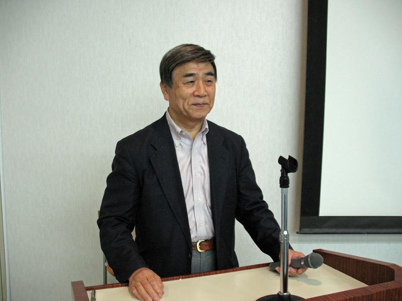 元NECの西田克彦氏