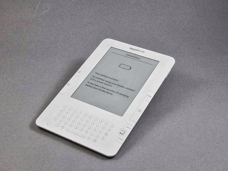「Amazon Kindle 2」(国際版)