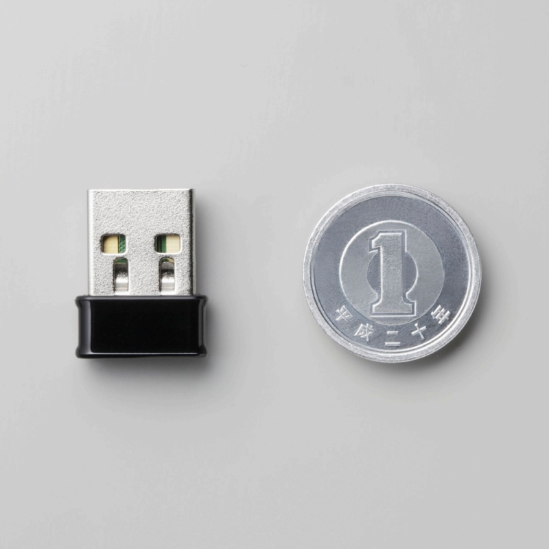 1円玉サイズの「WDC-433SU2M」シリーズ