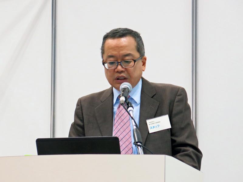 一般社団法人電子出版制作・流通協議会事務局の長谷川智信氏