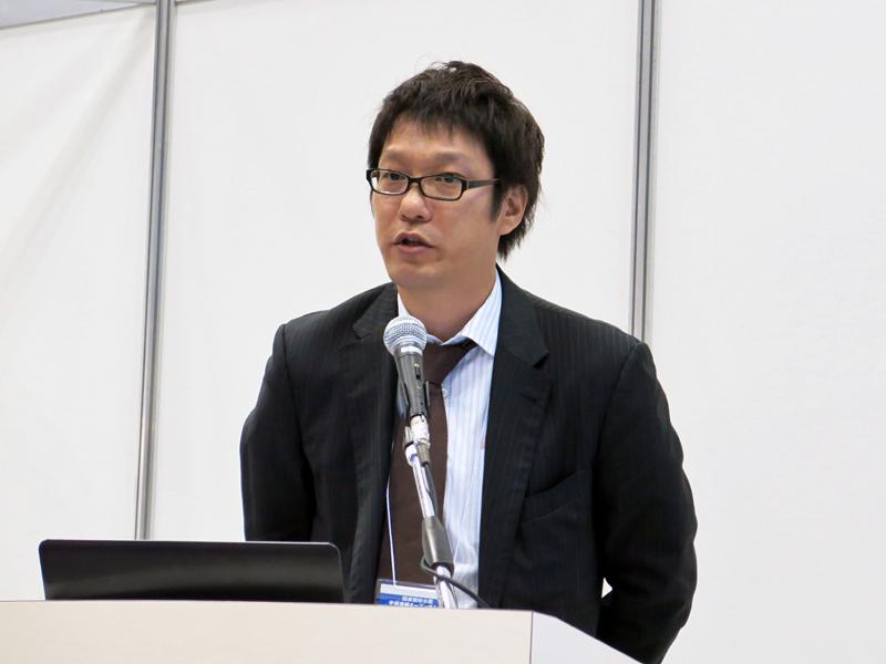 フルライトスペース株式会社の満尾哲広氏