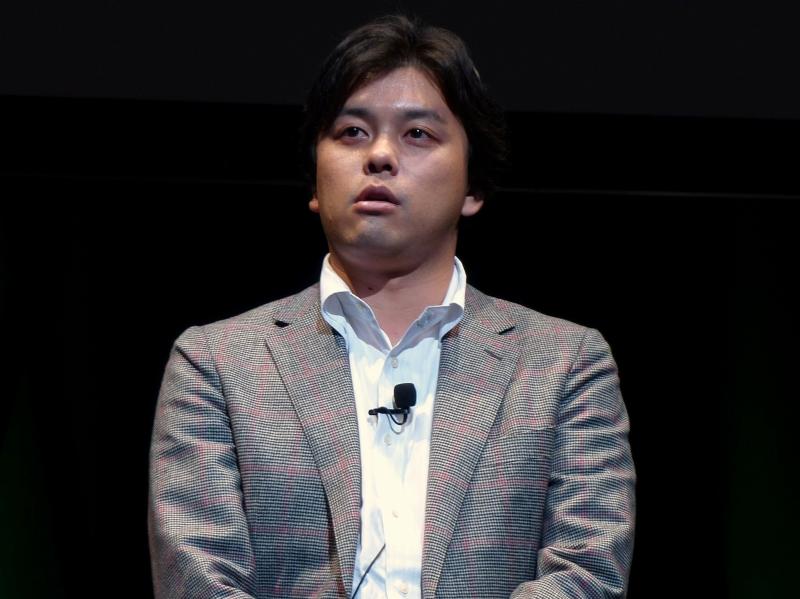 株式会社NTTデータの佐藤勇一郎氏(第三法人事業本部ソーシャルビジネス推進室)