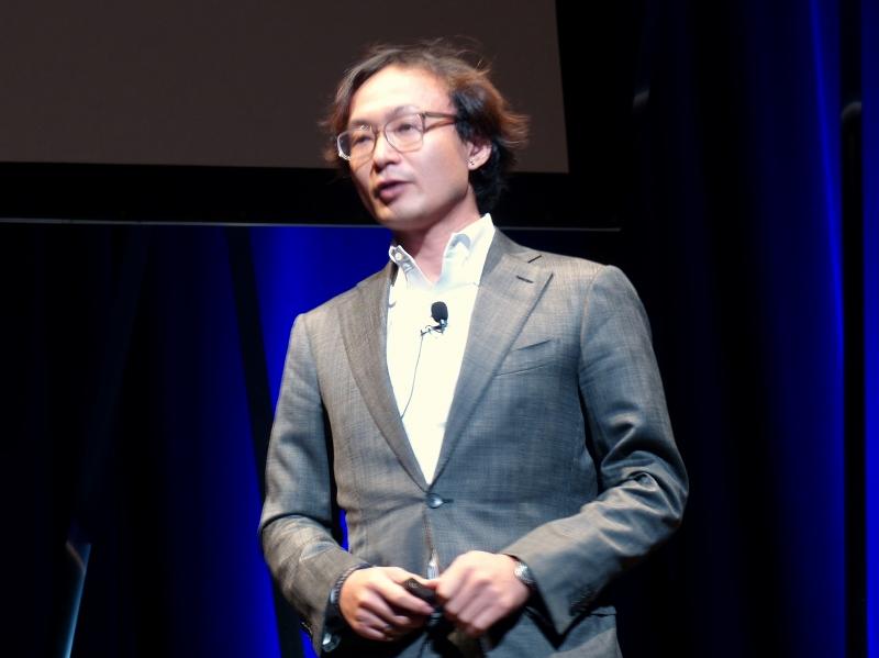 Twitter Japan株式会社パートナーシップディレクターの牧野友衛氏