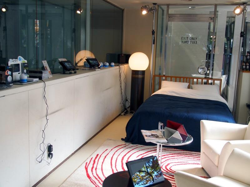 「ベッドルーム」のスペース