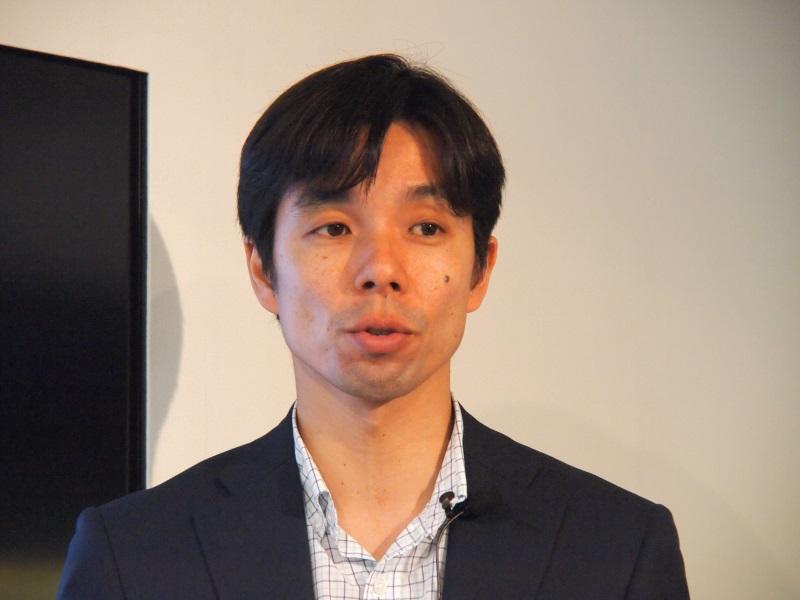 Kindleデバイス&アクセサリー事業部長の小河内亮氏