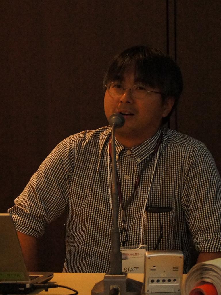 tech@サイボウズ式編集部の風穴江氏