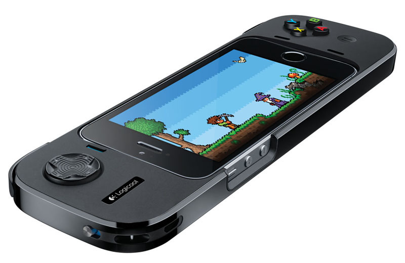 G550を装着した状態のまま、iPhoneの主要機能が利用できる