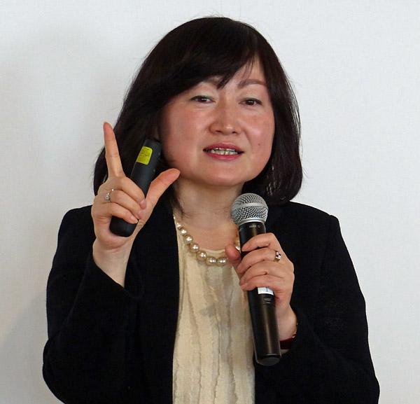 日本マイクロソフト株式会社 執行役 デベロッパー&プラットフォーム統括本部長 伊藤かつら氏