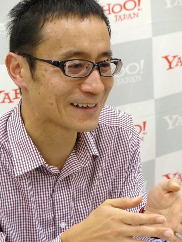 ヤフー株式会社の入山高光氏(システム統括本部マップイノベーションセンターリーダー)