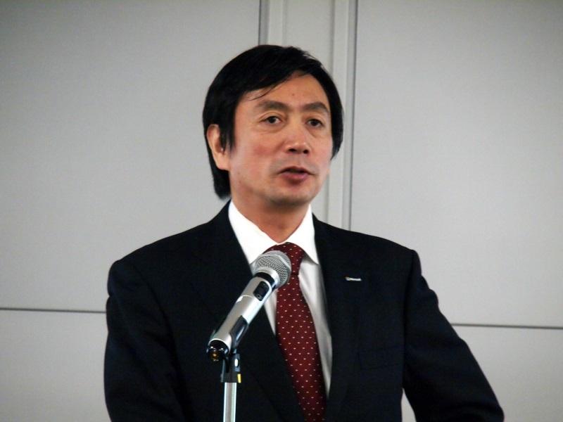 日本マイクロソフトの高橋正和氏